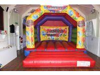 12ft x 15ft Party A-Frame Bouncy castle