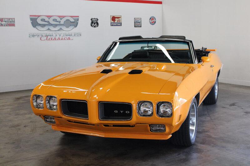 Image 3 Voiture Américaine de collection Pontiac GTO 1970