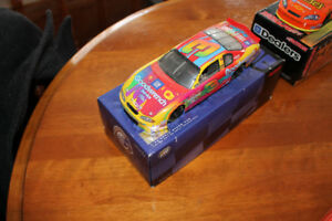 Dale Earnhardt Sr Peter Max car, 1/24