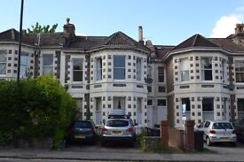Bishopston 1 bed flat to rent with parking space