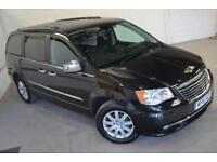 2011 61 CHRYSLER GRAND VOYAGER 2.8 CRD LIMITED 5D AUTO 161 BHP DIESEL