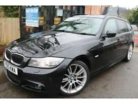 2010 BMW 3 SERIES 330d M Sport Touring Auto Sat Nav Leather Finance Available
