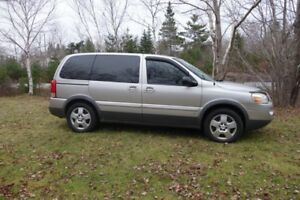 For Sale 2007 Pontiac Montana