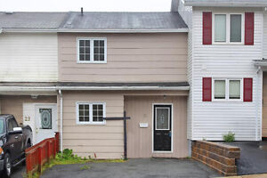 31 FARRELL DRIVE, MOUNT PEARL, NL (TOWNHOUSE) - MOVE IN READY!! St. John's Newfoundland image 1