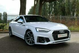 image for 2021 Audi A5 COUPE 40 TFSI S Line 2dr S Tronic Auto Coupe Petrol Automatic