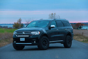 Bold 2012 Dodge Durango Citadel AWD |EVERY OPTION|