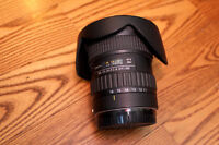 Tokina 11-16 mm F2.8 canon mount