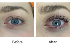 LIFT LASHES $90