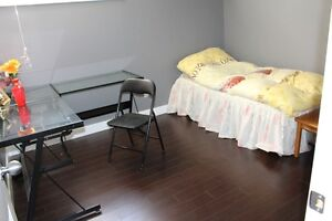 One Room of Newly-finished 2-Bedroom basement for rent
