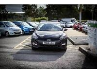 2014 64 HYUNDAI I30 1.6 Sport Nav 3dr in Phantom Black