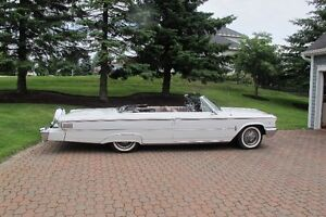 1963FORD GALAXIE XL500 CONVERTIBLE