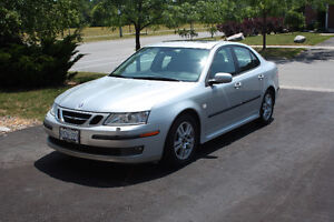 2006 Saab 9-3 - 2.0T Sport - navigation etc. Owesome condition!