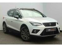 2020 SEAT ARONA HATCHBACK 1.0 TSI 115 Xcellence (EZ) 5dr SUV Petrol Manual