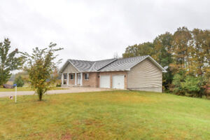 Bungalow on 2.27 Acres near Carleton Place - NEW LOWER PRICE!