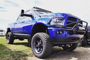 "2014 Dodge Ram 2500 "" The Driller """