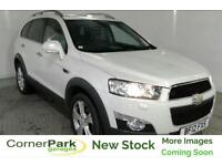 2012 CHEVROLET CAPTIVA LTZ VCDI ESTATE DIESEL