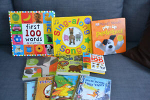 10 Children's Books for $10 - baby and toddler titles