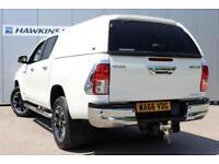Toyota Hilux Pick Up Invincible X Auto 2.4 D-4D 4x4 Double Cab