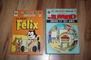 comicorama Archie et Felix le chat