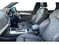 2019 Audi Q5 S line Competition 55 TFSI e quattro 367 PS S tronic Semi Auto Esta