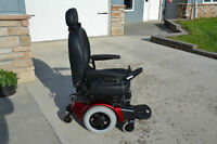 Brand New Motorized Wheel Chair