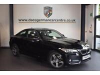 2014 14 BMW 2 SERIES 2.0 218D SPORT 2DR 141 BHP DIESEL