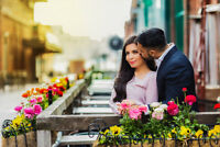 Unique and Creative Outdoor engagement Shoot $350 ((Promo))