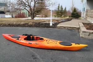 Riot Edge 13 touring kayak