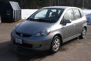 2008 Honda Fit LX Hatchback