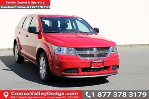 2016 Dodge Journey CVP/SE Plus BLUETOOTH, CD, MP3, KEYLESS EN...