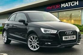 2015 Audi A1 S LINE TFSI Hatchback Petrol Manual