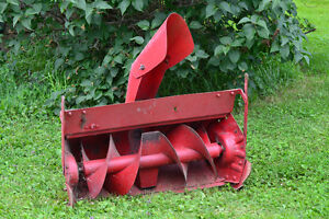 Snow Blower for \Lawn Tractor