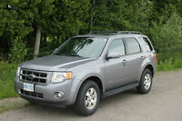 2008 Ford Escape Limited SUV, Crossover Fully Loaded