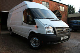 Ford Transit 2.2TDCi ( 153PS )RWD ) 6 SPEED 350 XLWB JUMBO HIGH ROOF