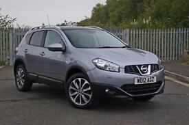 Nissan Qashqai Tekna IS1.6 Dciss 5dr DIESEL MANUAL 2012/12