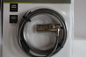 Laptop Cable Lock - BRAND NEW
