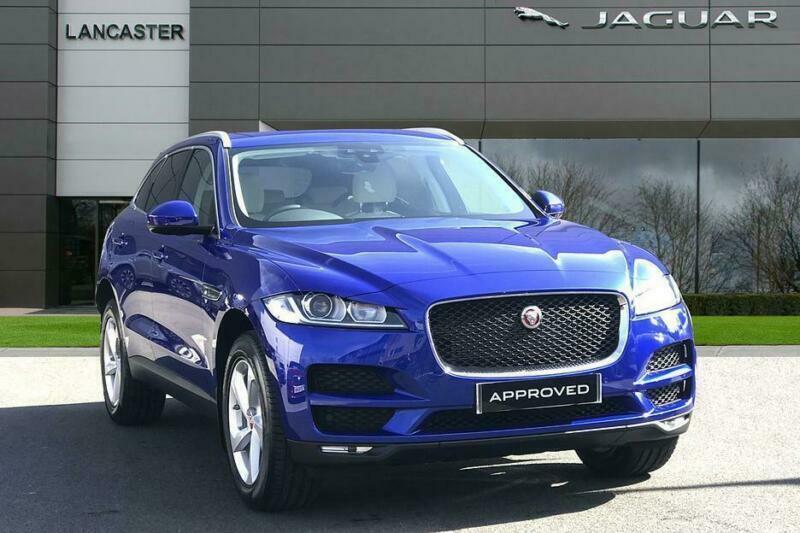 2019 Jaguar F Pace Prestige Diesel Blue Automatic In Tonbridge Kent Gumtree