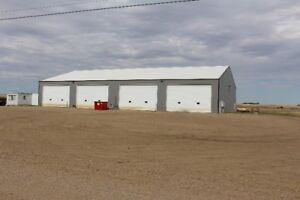 over 10,000 sq ft Shop with Storage, Coffee Room & Office-Edam-