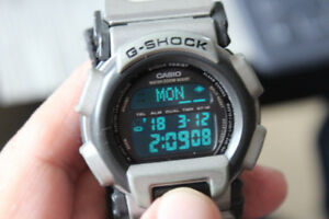RARE CASIO G-SHOCK DW-003