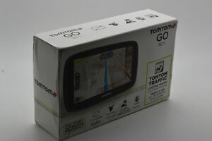 Brand New TomTom GO 50S ,5 inch Portable 3D GPS W/Lifetime Map
