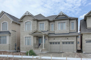 Rent A Brand New 5-bedroom House in Oakville at $3200