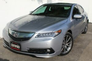 2015 Acura TLX SH-AWD w/advance pkg Elite Navi camera Blind spot