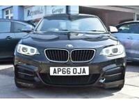 2016 BMW M2 3.0 M240I 2d 335 BHP Auto Coupe Petrol Automatic