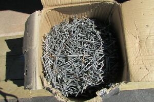 Roofing Nails, 45 lbs