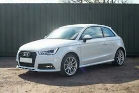 image for 2017 17 AUDI A1 1.4 TFSI S LINE 3D 123 BHP