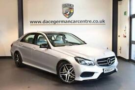 2015 65 MERCEDES-BENZ E CLASS 3.0 E350 BLUETEC AMG NIGHT EDITION PREMIUM 4DR AUT