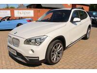 2013 13 BMW X1 2.0 XDRIVE25D XLINE 5D AUTO 215 BHP DIESEL