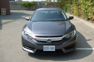 2016 Honda Civic LX, Eco, Backup Camera, Blue Tooth