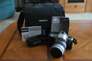 PENTAX MZ6 SLR (FILM CAMERA)