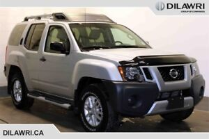 2014 Nissan XTERRA S AWD at